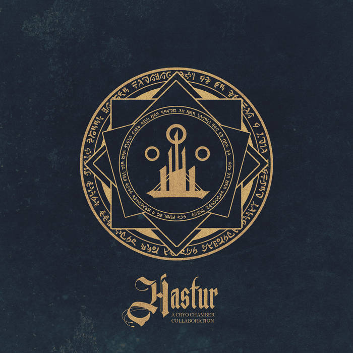 hastur Album Cover