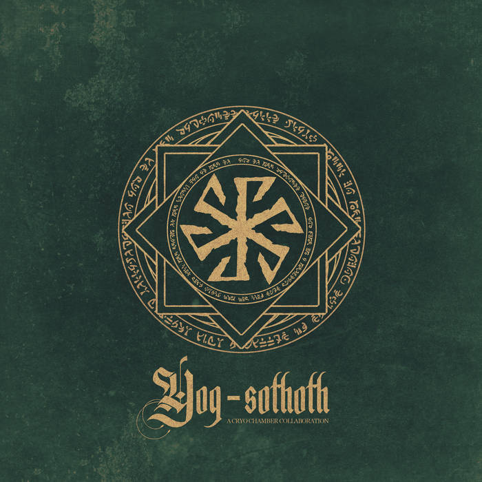 yog-sothoth Album Cover